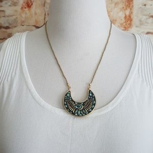 New Lucky Brand Mosaic Necklace